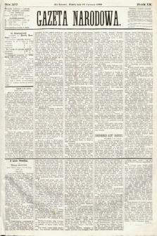 Gazeta Narodowa. 1870, nr157