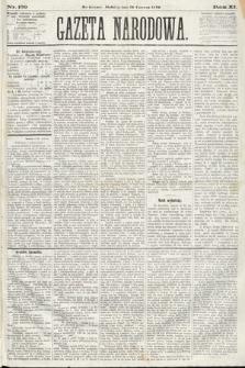 Gazeta Narodowa. 1870, nr159