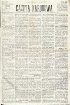 Gazeta Narodowa. 1870, nr160
