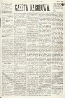 Gazeta Narodowa. 1870, nr164