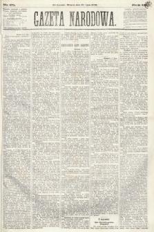 Gazeta Narodowa. 1870, nr171