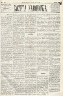 Gazeta Narodowa. 1870, nr175