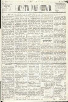 Gazeta Narodowa. 1870, nr180