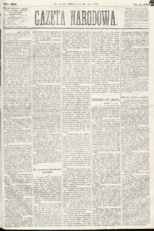 Gazeta Narodowa. 1870, nr183