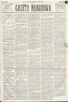 Gazeta Narodowa. 1870, nr189