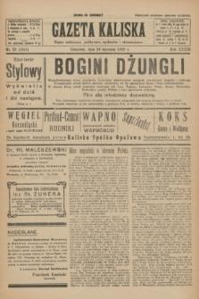 Gazeta Kaliska : pismo codzienne, polityczne, społeczne i ekonomiczne. R.33, nr 23 (29 stycznia 1925) = nr 7951