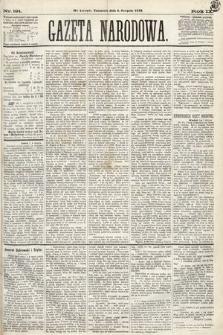 Gazeta Narodowa. 1870, nr191