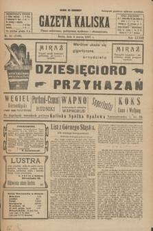 Gazeta Kaliska : pismo codzienne, polityczne, społeczne i ekonomiczne. R.33, nr 51 (4 marca 1925) = nr 7980