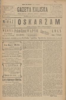 Gazeta Kaliska : pismo codzienne, polityczne, społeczne i ekonomiczne. R.33, nr 67 (22 marca 1925) = nr 7995