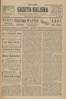Gazeta Kaliska : pismo codzienne, polityczne, społeczne i ekonomiczne. R.33, nr 68 (24 marca 1925) = nr 7996
