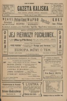 Gazeta Kaliska : pismo codzienne, polityczne, społeczne i ekonomiczne. R.33, nr 74 (31 marca 1925) = nr 8002