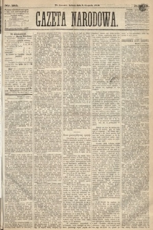Gazeta Narodowa. 1870, nr193
