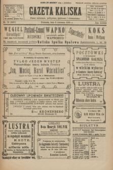 Gazeta Kaliska : pismo codzienne, polityczne, społeczne i ekonomiczne. R.33, nr 79 (5 kwietnia 1925) = nr 8007