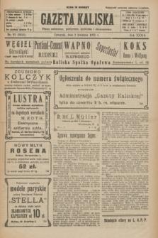 Gazeta Kaliska : pismo codzienne, polityczne, społeczne i ekonomiczne. R.33, nr 82 (9 kwietnia 1925) = nr 8010
