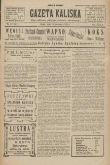 Gazeta Kaliska : pismo codzienne, polityczne, społeczne i ekonomiczne. R.33, nr 83 (10 kwietnia 1925) = nr 8011