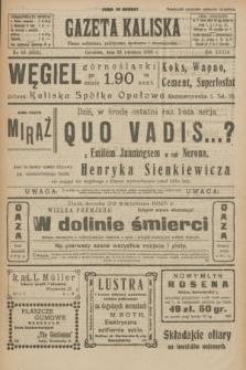 Gazeta Kaliska : pismo codzienne, polityczne, społeczne i ekonomiczne. R.33, nr 93 (23 kwietnia 1925) = nr 8021
