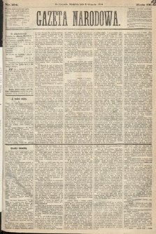 Gazeta Narodowa. 1870, nr194