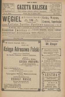 Gazeta Kaliska : pismo codzienne, polityczne, społeczne i ekonomiczne. R.33, nr 97 (28 kwietnia 1925) = nr 8025