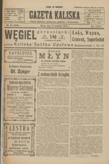 Gazeta Kaliska : pismo codzienne, polityczne, społeczne i ekonomiczne. R.33, nr 98 (29 kwietnia 1925) = nr 8026