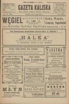 Gazeta Kaliska : pismo codzienne, polityczne, społeczne i ekonomiczne. R.33, nr 102 (3 maja 1925) = nr 8030