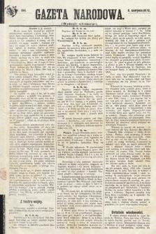 Gazeta Narodowa (wydanie wieczorne). 1870, nr194