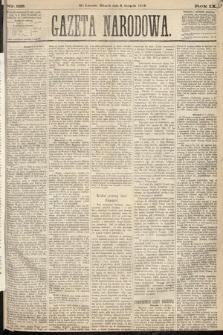 Gazeta Narodowa. 1870, nr195