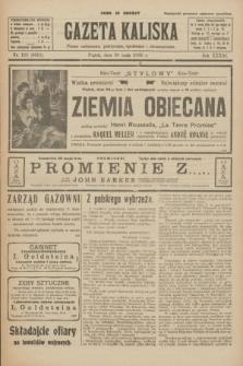 Gazeta Kaliska : pismo codzienne, polityczne, społeczne i ekonomiczne. R.33, nr 123 (29 maja 1925) = nr 8051