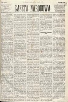 Gazeta Narodowa. 1870, nr196