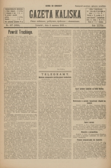 Gazeta Kaliska : pismo codzienne, polityczne, społeczne i ekonomiczne. R.33, nr 127 (4 czerwca 1925) = nr 8055