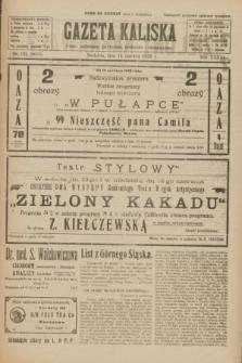 Gazeta Kaliska : pismo codzienne, polityczne, społeczne i ekonomiczne. R.33, nr 135 (14 czerwca 1925) = nr 8063