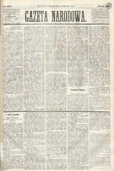 Gazeta Narodowa. 1870, nr197