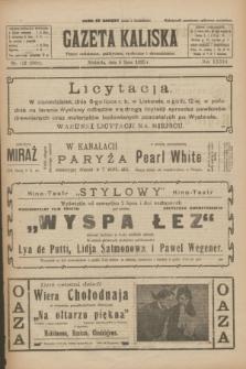 Gazeta Kaliska : pismo codzienne, polityczne, społeczne i ekonomiczne. R.33, nr 152 (5 lipca 1925) = nr 8080