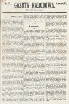 Gazeta Narodowa (wydanie wieczorne). 1870, nr197