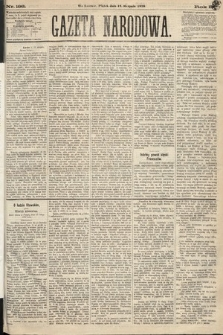 Gazeta Narodowa. 1870, nr198