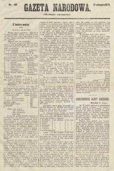 Gazeta Narodowa (wydanie wieczorne). 1870, nr198