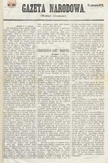 Gazeta Narodowa (wydanie wieczorne). 1870, nr199
