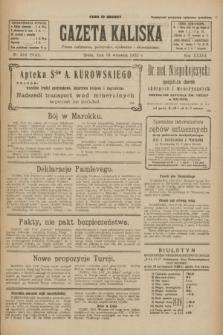 Gazeta Kaliska : pismo codzienne, polityczne, społeczne i ekonomiczne. R.33, nr 214 (16 września 1925) = nr 8141