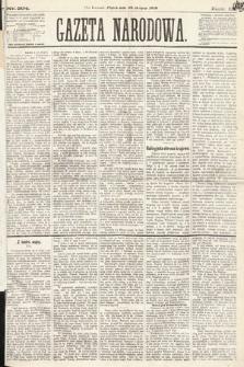 Gazeta Narodowa. 1870, nr204