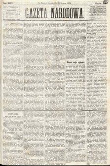 Gazeta Narodowa. 1870, nr205