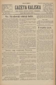 Gazeta Kaliska : pismo codzienne, polityczne, społeczne i ekonomiczne. R.33, nr 280 (2 grudnia 1925) = nr 8207