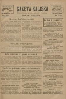 Gazeta Kaliska : pismo codzienne, polityczne, społeczne i ekonomiczne. R.34, nr 6 (9 stycznia 1926) = nr 8235