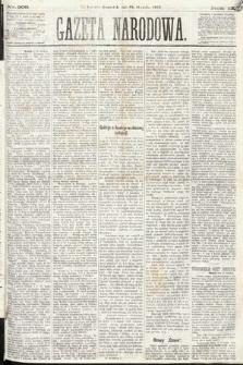 Gazeta Narodowa. 1870, nr209