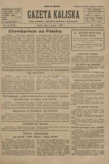 Gazeta Kaliska : pismo codzienne, polityczne, społeczne i ekonomiczne. R.34, nr 53 (5 marca 1926) = nr 8281