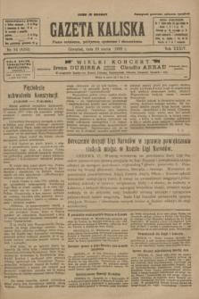 Gazeta Kaliska : pismo codzienne, polityczne, społeczne i ekonomiczne. R.34, nr 64 (18 marca 1926) = nr 8292