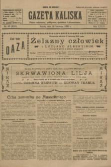 Gazeta Kaliska : pismo codzienne, polityczne, społeczne i ekonomiczne. R.34, nr 82 (10 kwietnia 1926) = nr 8310