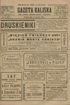 Gazeta Kaliska : pismo codzienne, polityczne, społeczne i ekonomiczne. R.34, nr 89 (18 kwietnia 1926) = nr 8317