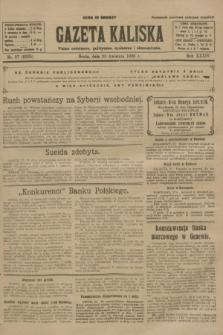Gazeta Kaliska : pismo codzienne, polityczne, społeczne i ekonomiczne. R.34, nr 97 (28 kwietnia 1926) = nr 8325