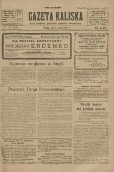 Gazeta Kaliska : pismo codzienne, polityczne, społeczne i ekonomiczne. R.34, nr 102 (5 maja 1926) = nr 8330