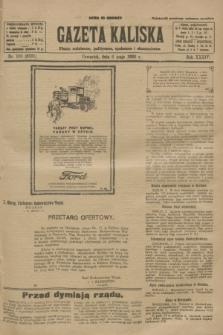 Gazeta Kaliska : pismo codzienne, polityczne, społeczne i ekonomiczne. R.34, nr 103 (6 maja 1926) = nr 8331
