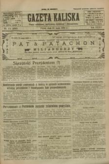 Gazeta Kaliska : pismo codzienne, polityczne, społeczne i ekonomiczne. R.34, nr 115 (21 maja 1926) = nr 8343
